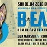 B:EAST - Easter XXL w /Golding&Manson /Tyree Cooper
