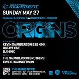 KMS Origins - Official Movement After Party at the Magic Stick