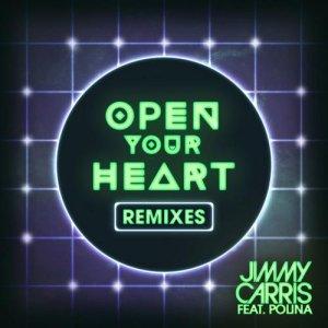 Open Your Heart - Remixes