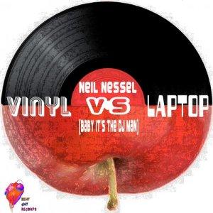 Vinyl Vs Laptop