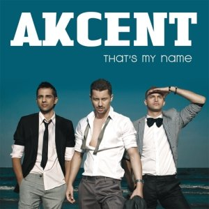 Akcent that's my name (file, flac, mp3, single) | discogs.