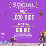 The Social Festival Finalizes Lineup