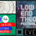 Weekly Selections: Low End Theory Festival, Rhonda, Fun Records London, The Sidewalk Ends