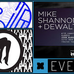 Weekly Selections: Mike Shannon & DeWalta in LA, Soul Clap at A Club Called Rhonda, Anja Schneider & Rodriguez Jr at Mobilee #LetGo
