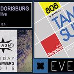 Weekly Selections: Tama Sumo at Discwoman NYC, Job Jobse & Young Marco in Washington DC, Dorisburg Live in LA