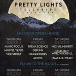 Going To Telluride To See The Pretty Lights? Check Out The Insane Roster Of Official PLM Afterparties