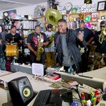 GZA Rocks NPR's 'Tiny Desk' With Dope Performance of 'Liquid Swords' [WATCH]