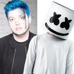 Marshmello announces collaboration with Flux Pavilion and Elohim