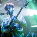 Yannis from Foals: 'If my mum hears I've leapt from a balcony, she sends me a text'